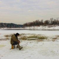 По первому льду :: Валентин Котляров
