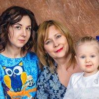 Жанна, Милава и Ирина :: Ангелина Косова