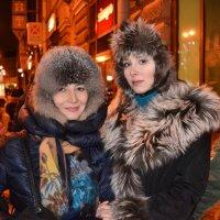 Зимний праздник :: ЕЛЕНА СОКОЛЬНИКОВА