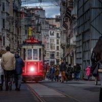 Старый трамвай :: Марат Закиров