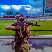 В боевой готовности :: Александр Жирный