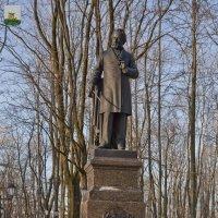 Смоленск. Памятник композитору М.И.Глинке :: Алексей Шаповалов Стерх