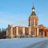 Вознесенская церковь :: Кристина Константиновна