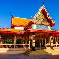 Тайланд. В буддийском храме. :: Rafael