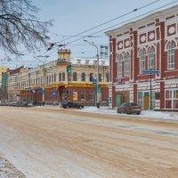 Зима в городе :: Любовь Потеряхина