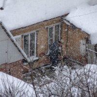 Снега навалило :: Елена Ермакова