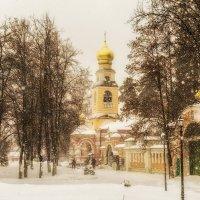 Церковь в Переделкино :: Людмила Финкель