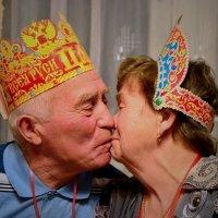 Любовь через года... Золотая свадьба :: Семен Кактус