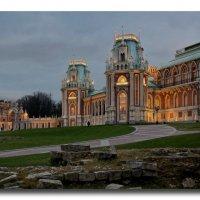 Царицыно. Екатерининский дворец :: GaL-Lina .