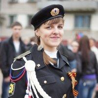 девушка кадет :: Илья Касимов
