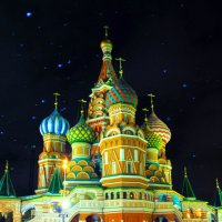 Храм Василия блаженного :: Александр Кореньков