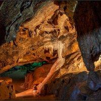 Красные пещеры :: Sergey Bagach