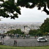 Вид на Париж... :: Алёна Савина