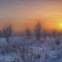 Зимняя автопрогулка :: Иван Анисимов