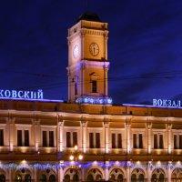 Московский вокзал :: Elen~K@ *