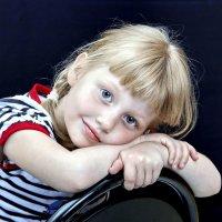 Портрет девочки :: Сергей Сёмин