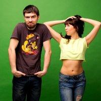 Женя и Настя :: Энжи ...