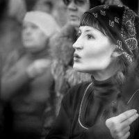 Православные христиане отмечают Крещение Господне, или Богоявление в городе Барнауле. :: polubedov mihail