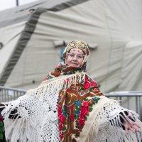 Русская красавица :: Ольга Рощектаева
