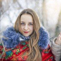 снегурка :: Света Солнцева