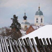 Вид с околицы :: Алексей Колотушкин