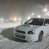 Subaru Impreza WRX :: Илья Танаев