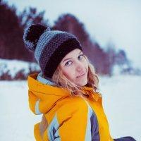 Зима порадовала тёплыми днями... :: Мария Трапезникова