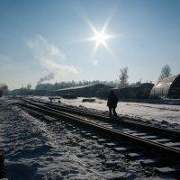 Ж/д зима :: Диана Попова