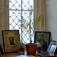 Окно монашеской кельи. :: Aлександр **