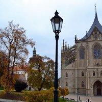 У собора Святой Барборы :: Ольга