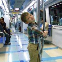 Вагон метро! :: Наташа Шамаева