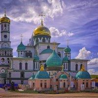 Воскресенский собор. Новоиерусалимский монастырь :: mila