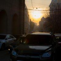 вечерний зимний свет :: prostow