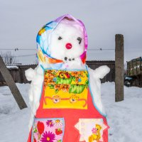 Снеговик :: Валерий Смирнов
