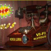 Новинка от NOKIA. Стильный, супертонкий смартфон. WI-FI, BLUTUS, камера 20 mpix. 5G.Всего за 999,9$. :: Анатолий Ливцов