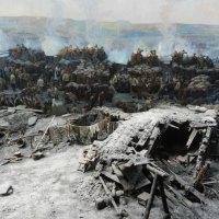 """фрагмент """"Оборона Севастополя 1854-1855г"""" :: Ирина Рачкова"""