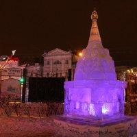 Ледовые дворцы :: Елена Шахова