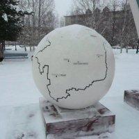 Глобус Республики Коми :: Виктор