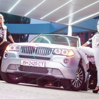 Odessa BMW Beauty :: Inlens.in Фотопроект