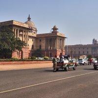 Правительственный квартал, Дели, Индия :: Val Савин
