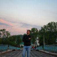 На мосту :: Любовь Нефёдова