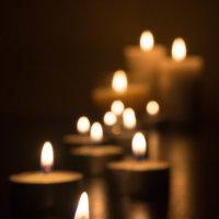 Вечер при свечах.. :: Екатерина Макарова