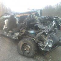 Авария в Рославльском районе :: Ирина я