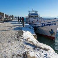 Байкальский флот :: Андрей Шаронов