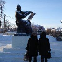 Андрей Рублев дает мастеркласс :: Евгения Куприянова