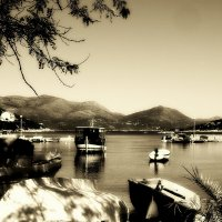 Лодки :: Ирина Сивовол