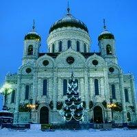 Храм Христа Спасителя :: Андрей Володин