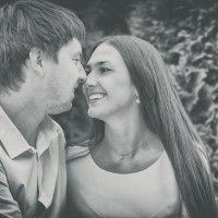 Алена и Игорь :: Алексей Яшин