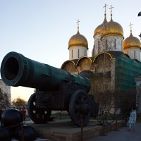 Царь Пушка, Кремль :: Борис Соловьев