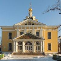 Кафедральный собор Покрова Пресвятой Богородицы на Рогожском кладбище. :: Александр Качалин